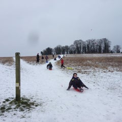 Photo taken at Magog Down by Nic L. on 1/19/2013