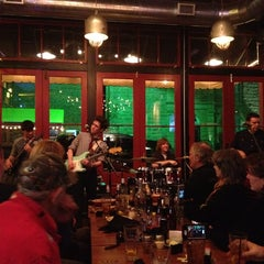 Photo taken at Cadillac Pizza Pub by JR D. on 2/16/2013