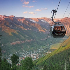 Photo taken at Telluride, CO by AFAR Media on 7/20/2015