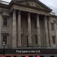 Photo taken at First Bank of the United States by Nouf A. on 6/3/2015