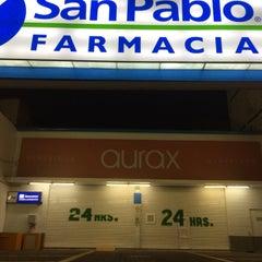 Photo taken at Farmacia San Pablo by Ignacio G. on 2/14/2015