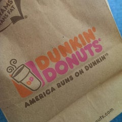 Photo taken at Dunkin' Donuts by Chris E. on 6/3/2014