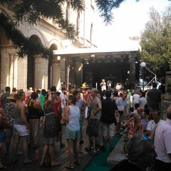 Photo taken at Corso Cavour by Alena T. on 7/20/2014