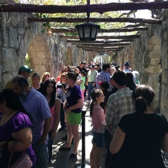Photo taken at Basement of the Alamo by Allen A. on 3/16/2013