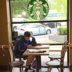 Photo taken at Starbucks by Chris T. on 4/11/2015