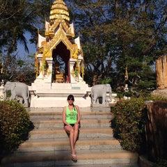 Photo taken at Thai Pura Resort by Jane N. on 1/16/2015