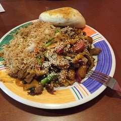 Photo taken at Khan's Grill by Blanca F. on 9/6/2015