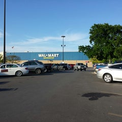 Photo taken at Walmart Supercenter by Didi S. on 4/11/2014