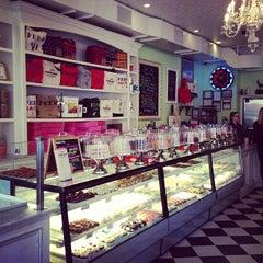 Photo taken at Little Cupcake Bakeshop by Jonathan B. on 1/29/2013
