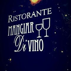 Photo taken at Ristorante Mangiar Di Vino by mauro m. on 12/31/2013