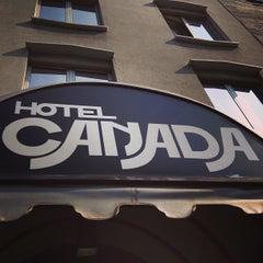 Foto scattata a Hotel Canada da Jérôme T. il 6/15/2013
