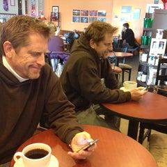 Photo taken at Park City Coffee Roaster by John C. on 3/9/2013