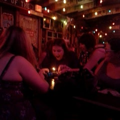 Photo taken at Mean Eyed Cat by Hilary M. on 9/24/2012
