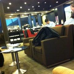 Photo taken at Silver Kris Lounge by Raffy F. on 11/27/2012