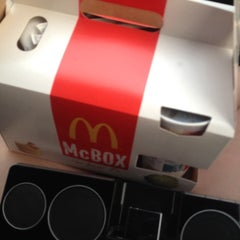 Photo taken at McDonald's by Tereza S. on 7/15/2014