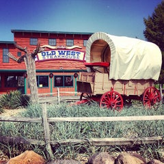 Photo taken at Donley's Wild West Town by Anna P. on 5/19/2013