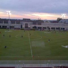 Photo taken at Thompson Field by John S. on 9/25/2012