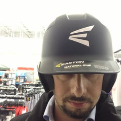Photo taken at Sports Authority by Francesco on 4/12/2013