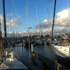 Photo taken at Marina Monnickendam by Marissa G. on 11/11/2012