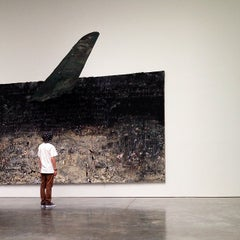 Photo taken at Gagosian Gallery 21 by Gia K. on 6/8/2013