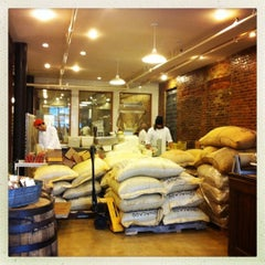 Photo taken at Mast Brothers Chocolate Factory by Kristine B. on 12/21/2012