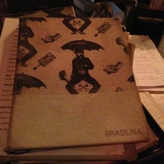 Photo taken at Brasilina Restaurant by Kristine B. on 7/17/2013