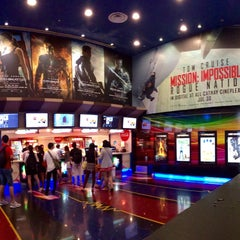 Photo taken at Cathay Cineplex by Tonino I. on 7/14/2015
