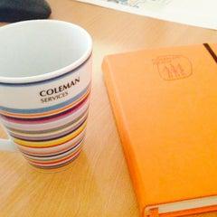 Photo taken at Coleman Services by Tamara on 6/30/2014