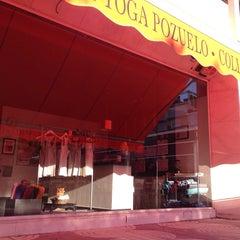 Photo taken at Bikram Hot Yoga Pozuelo by Damupi M. on 10/9/2013