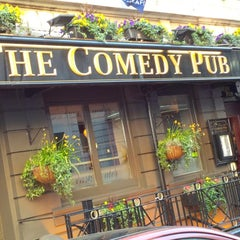 Photo taken at The Comedy Pub by Ben R. on 4/20/2013