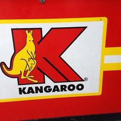 Photo taken at Kangaroo Express by James K. on 6/27/2013