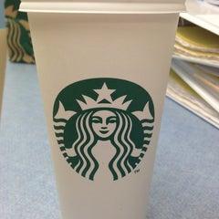 Photo taken at Starbucks by Angeli D. on 8/3/2013