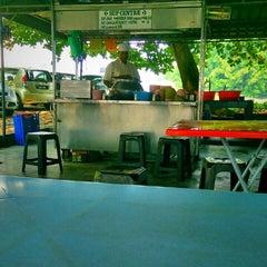 Photo taken at Mamak Pokok Ceri by Halia M. on 9/2/2015