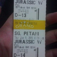 Photo taken at Grand Cineplex by Farah A. on 6/11/2015