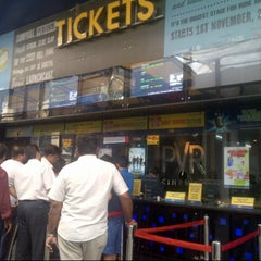 Photo taken at PVR Cinemas Kotak IMAX by Sidra :. on 11/1/2012