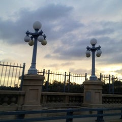 Photo taken at Colorado Street Bridge by Michael Anthony on 10/23/2012