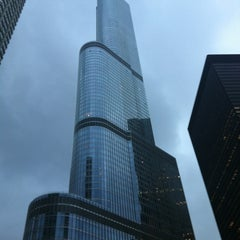 Photo taken at Trump International Hotel & Tower Chicago by Arnd P. on 10/4/2012