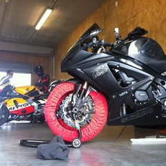 Photo taken at Taupo Motorsport Park by Adrian H. on 11/7/2013