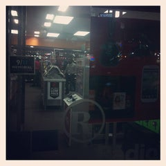 Photo taken at RadioShack by Kirsten P. on 11/14/2012