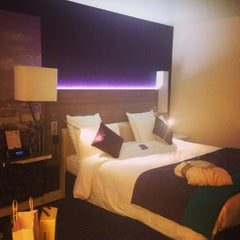 Photo taken at Mercure Marseille Centre Vieux Port by Capucineee on 7/29/2014