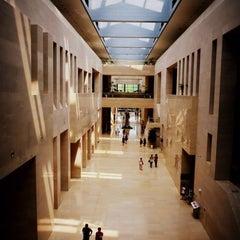 Photo taken at 국립중앙박물관 (National Museum of Korea) by Ning M. on 7/5/2013