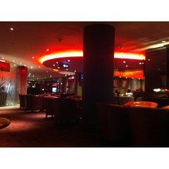 Photo taken at Gold Class Lounge @ VivoCity by natasha s. on 5/5/2013