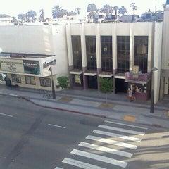 Photo taken at Laemmle's Monica Fourplex by Joseph K. on 5/21/2013