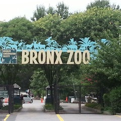 Photo taken at Bronx Zoo by Jocelyn H. on 7/28/2013