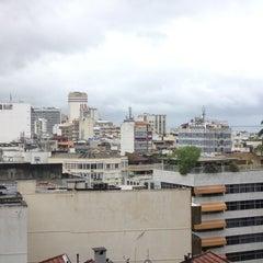 Photo taken at Alto Leblon by João B. on 7/25/2013