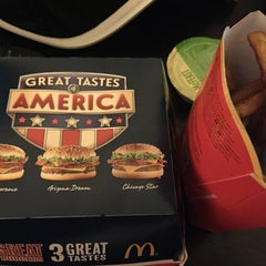 Photo taken at McDonald's by Paul B. on 8/7/2015