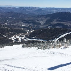 Photo taken at Whiteface Mountain by Rob W. on 3/20/2015