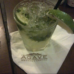 Photo taken at Agave Mexican Cantina by Dang S. on 11/15/2012