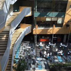 Photo taken at Microsoft Building 99 by Ahmet on 8/13/2015