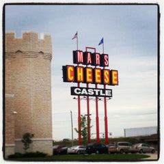 Photo taken at Mars Cheese Castle by Kathleen O. on 8/5/2013